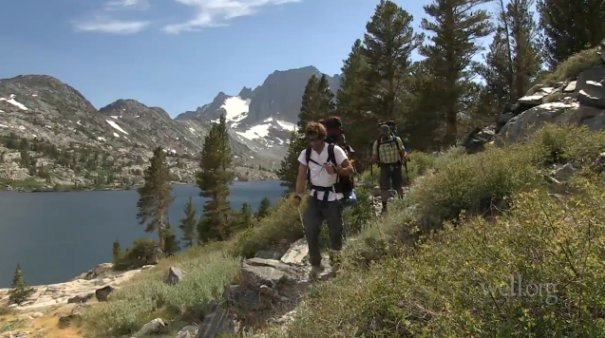 Hiking the John Muir Trail with the Pacific Crest Trail Association