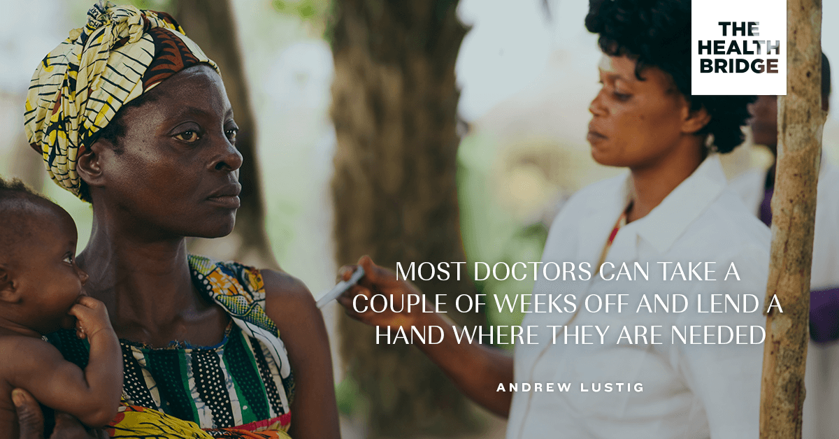 Lend A Hand, However You Can - Andrew Lustig via @Well_org