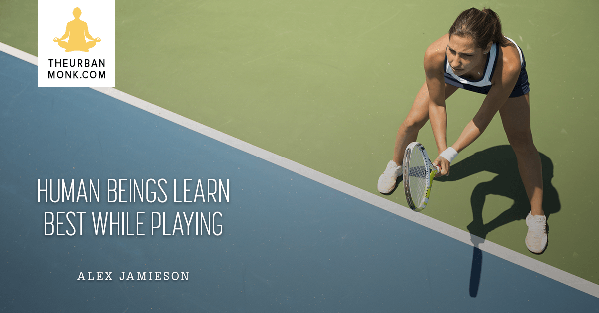 Human Beings Learn Best While Playing - @deliciousalex via @Well_Org