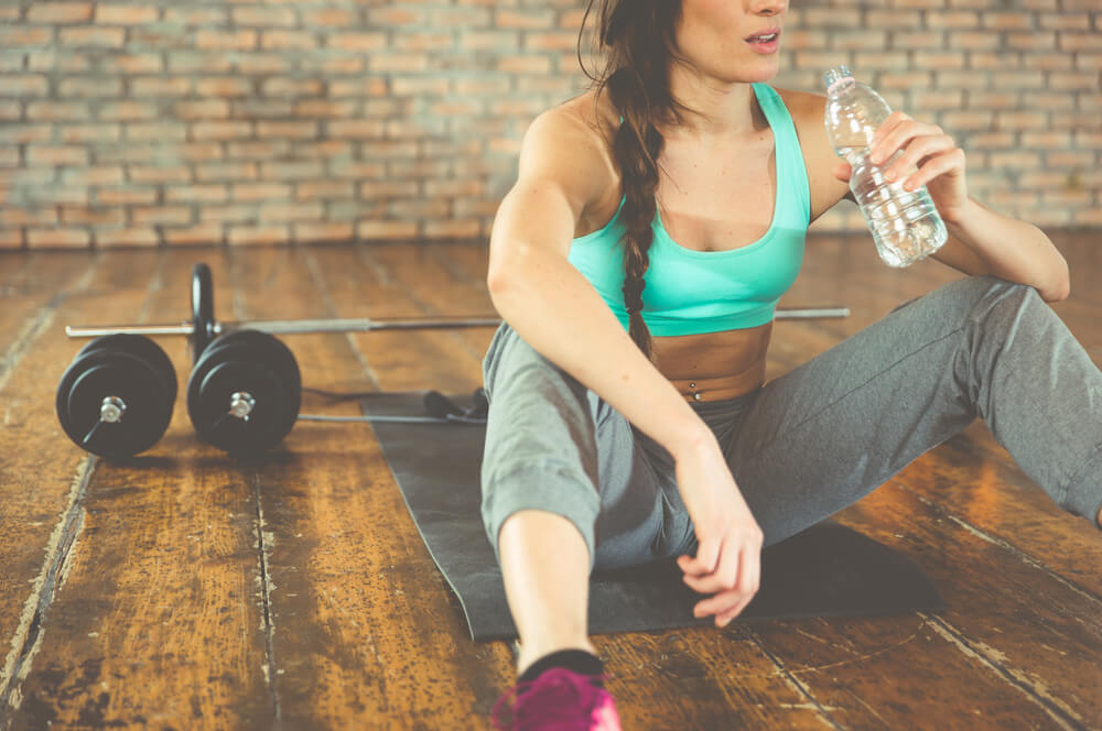 workout routines for couples at the gym