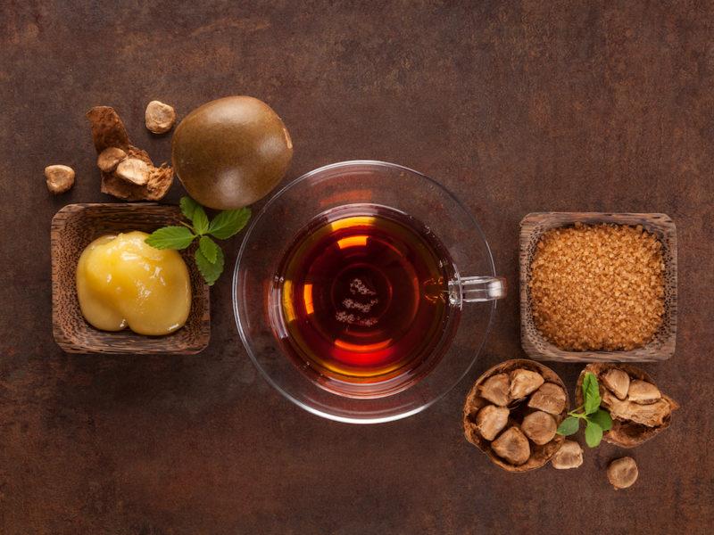 photo of monk fruit, natural sweetener