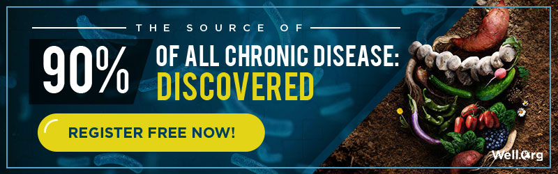 The Source of 90% Of All Chronic Disease: Discovered. REGISTER FREE NOW!