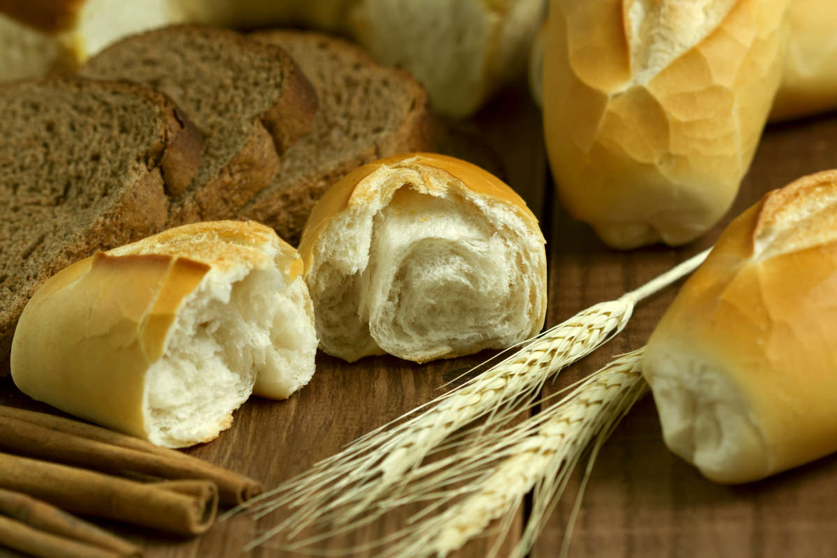 Bread food white homemade | Leaky Gut: 9 Tips On How To Heal It Naturally