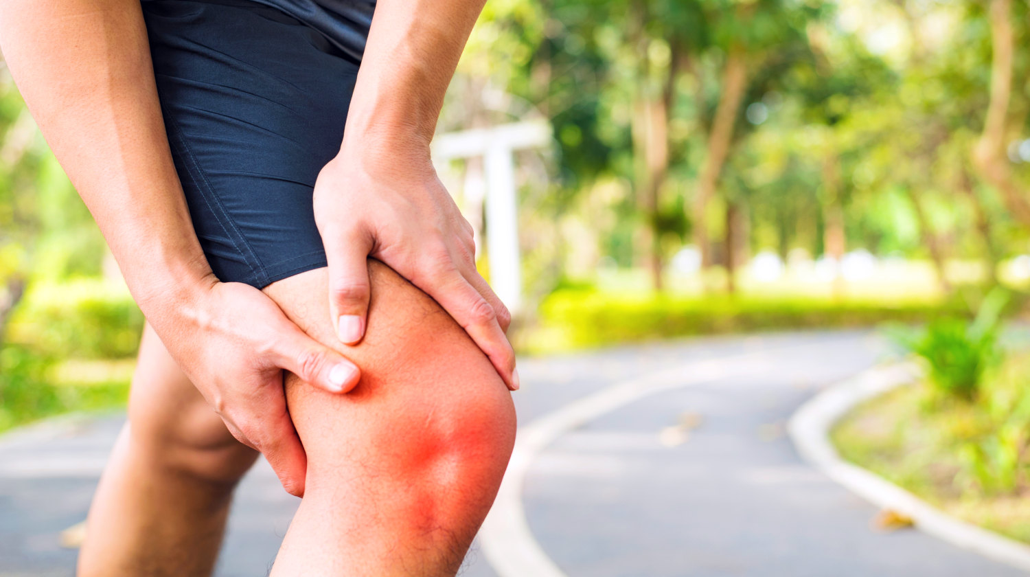 Feature | knee pain during running | Can Too Much Iron Cause Inflammation?