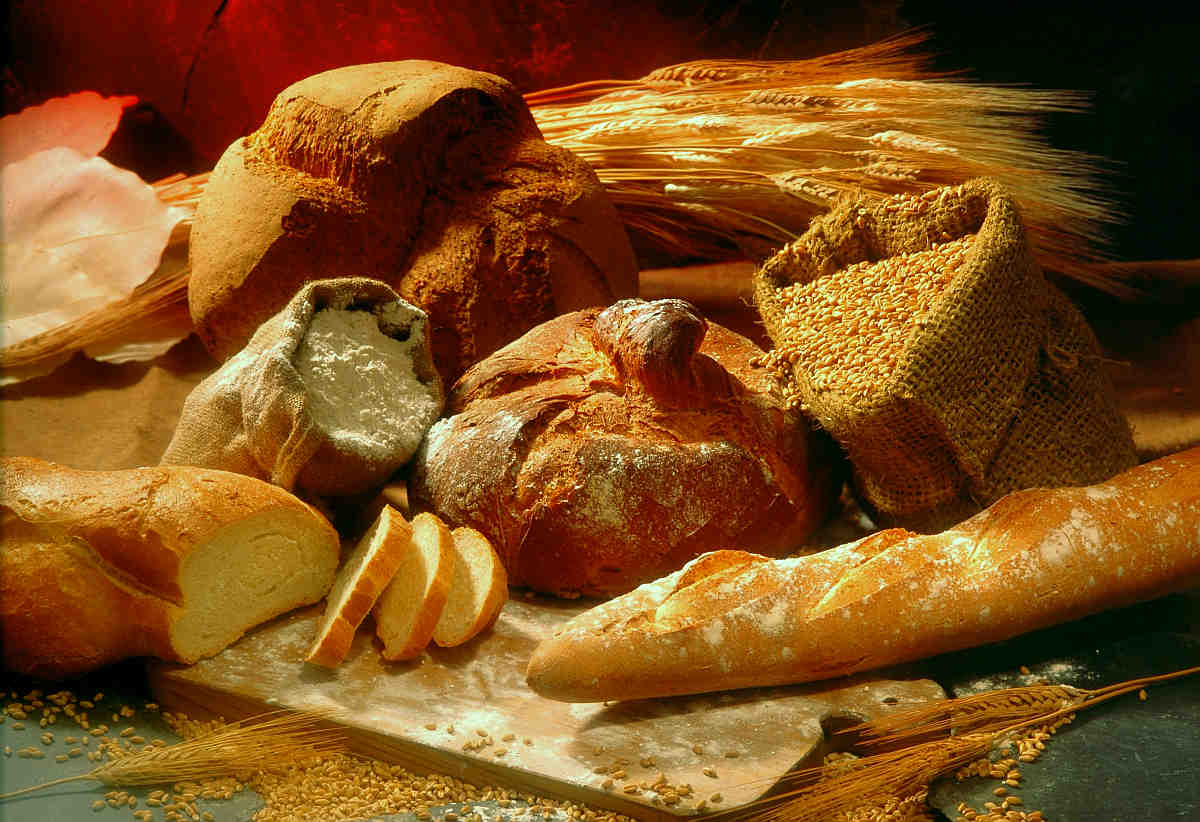 different types of bread | Foods To Exclude From Your Gut Health Diet