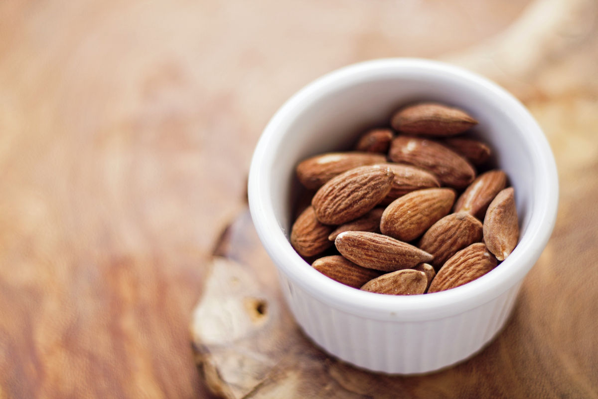 Almonds | Foods To Add To Your Microbiome Diet