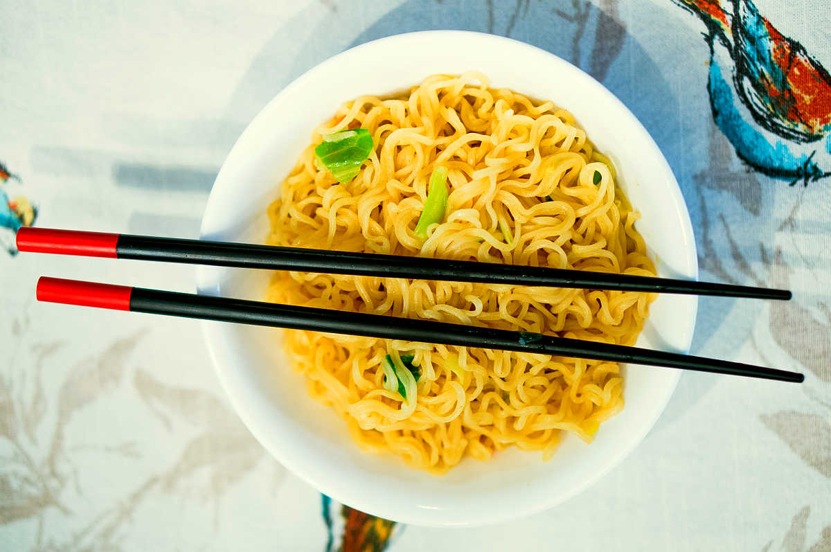 Food ramen | Reasons To Stop Eating Processed Foods And 10 Healthy Swaps