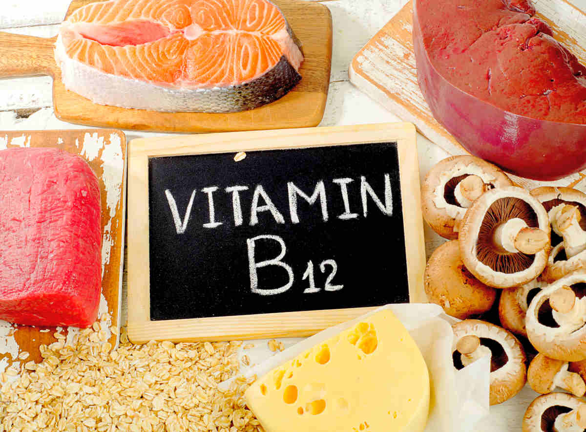 Sources of Vitamin B12 | Natural Brain Vitamins To Improve Your Memory And Focus
