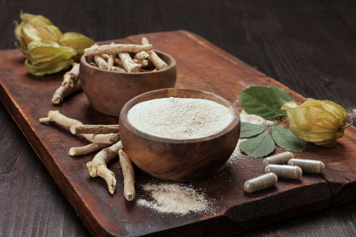 ashwaganda roots | Best Herbs For Memory And Concentration | herbs for memory loss