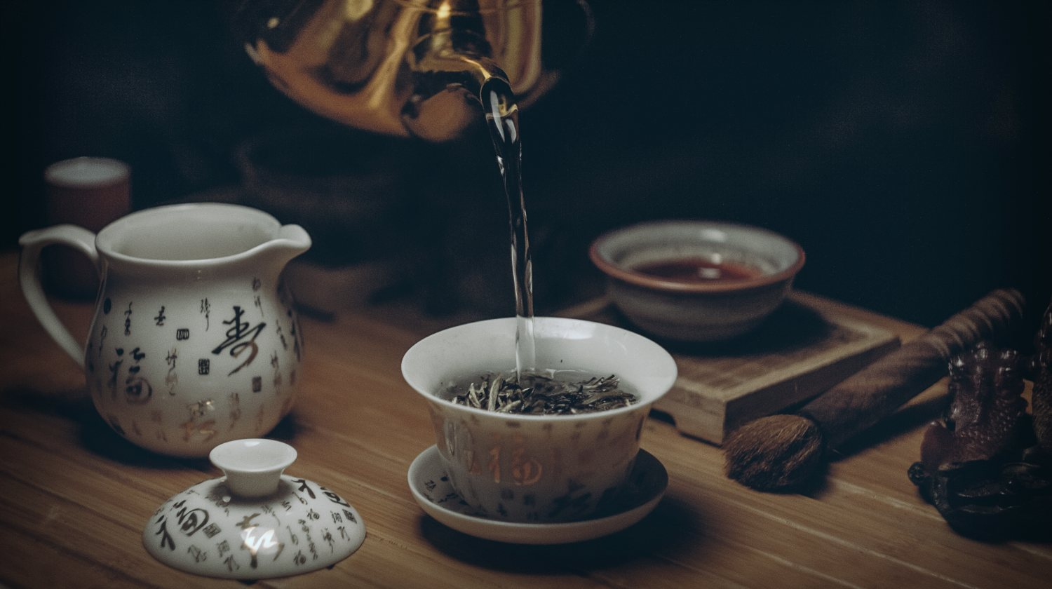 Featured | pouring tea | Best Herbs For Memory And Concentration | herbs for memory loss