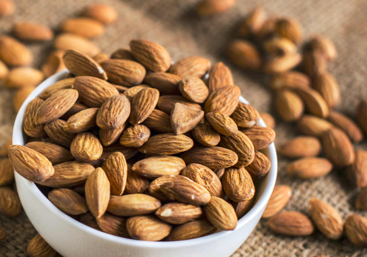 Almonds | Foods To Boost Your Brain Power