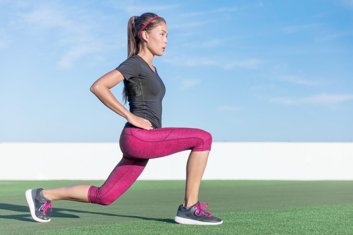 woman exercising | Can't Focus? 11 Ways To Improve Your Concentration Naturally | how to improve focus