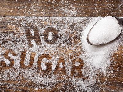 no sugar