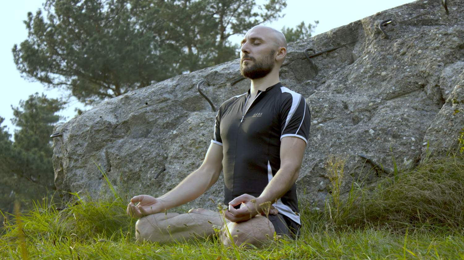Featured | man doing yoga | Can't Focus? 11 Ways To Improve Your Concentration Naturally | how to improve focus