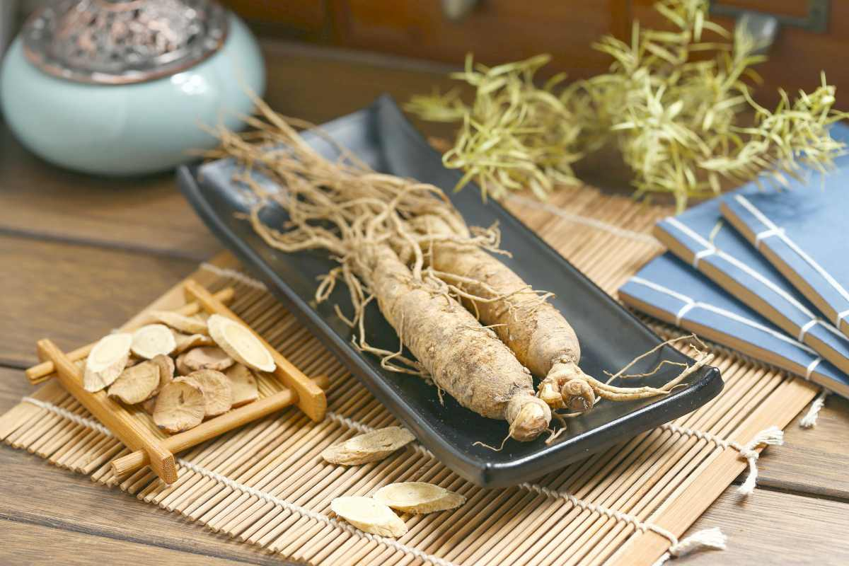 herbs ginseng roots | Hack Your Way Into Overcoming Anxiety and Worry | overcoming social anxiety