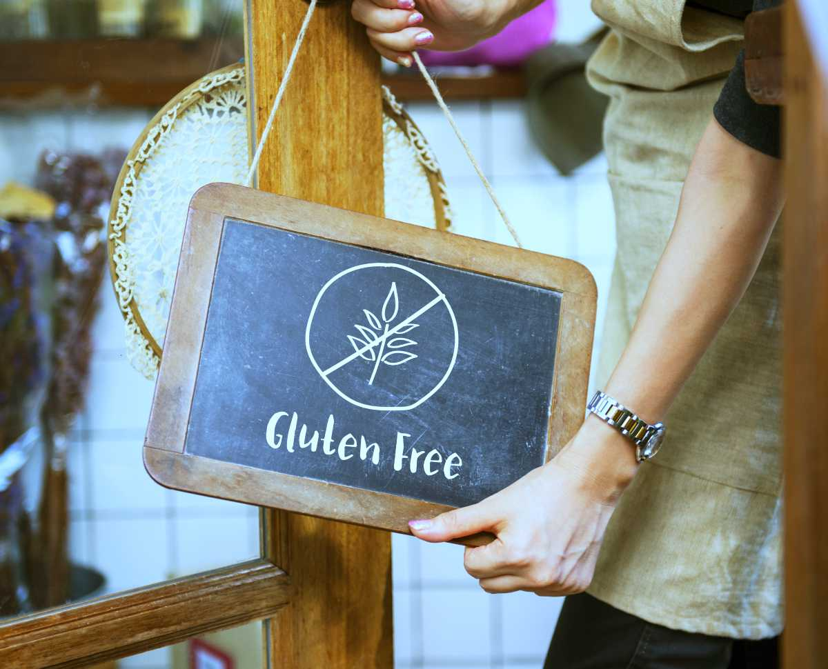 gluten free sign | Quinoa: 6 Benefits And How To Cook Quinoa In Minutes | cooking quinoa