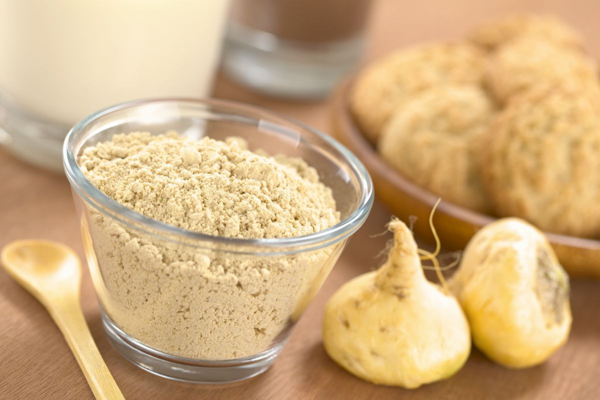 powdered maca | Herbs For A Stress Free Life | herbs for stress