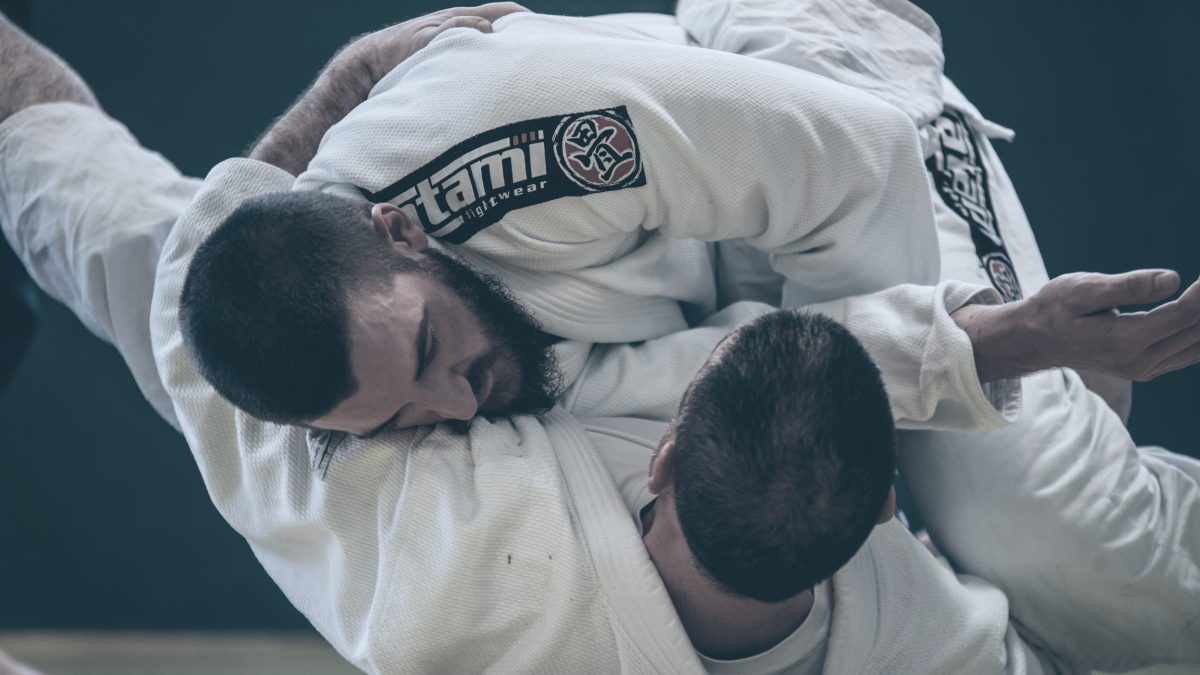 two brazilian fighters doing jiu jitsu competing   types of martial arts   different types of martial arts