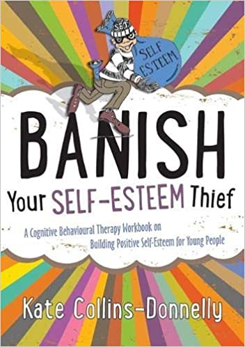 book cover of Banish Your Self-Esteem Thief by Kate Collins-Donnelly